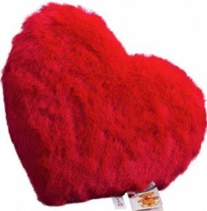 Das original Penya Herzkissen Kissen in Herzform kuschelweich und hilfreich