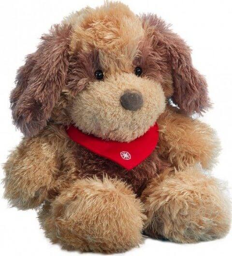 Der süße PENYA Wuschelhund ist ein tolles Stofftier, welches ihr Kind lieben wird