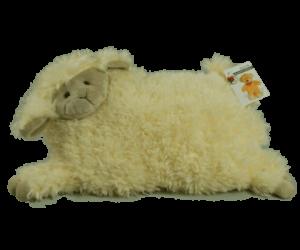 Das wunderbar weiche Penya Energie Schaf mit der Fahne