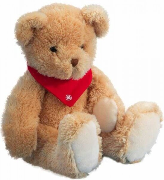 suesser Penya Wuschelbaer Teddybär