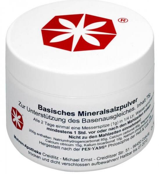 Pen Yang basisches Mineralsalzpulver Säure-Basen Haushalt