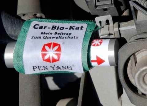 Der BIO Kat für stress- und elektrosmogfreies Autofahren