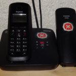 Funktelefone mit dem Pen Yang Sticker Elektrosmog unschädlich machen