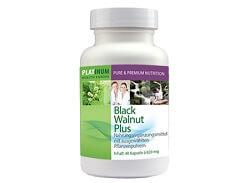 Gegen Parasiten: Platinum Black Walnut Schwarze Haselnuss