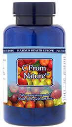 Natürliches, nicht synthetisches Vitamin C aus der Natur
