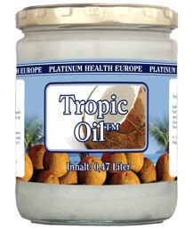 Kokosnussöl erster Pressung in Rohkostqualität