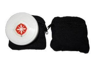 Geopat Reisedosen und Gürteltaschen für den Ganzkörperschutz vor Elektrosmog