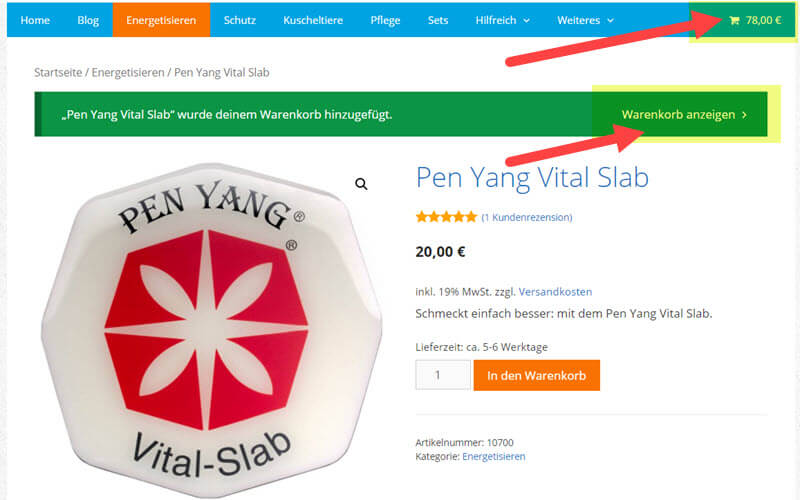 Pen Yang Produkte kaufen