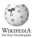 Wikipedia Logo deutsch
