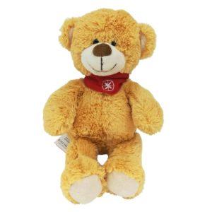 Stofftier Teddybär zum Knuddeln
