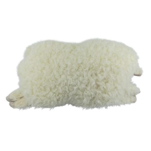 Unglaublich freches Lamm