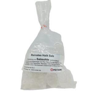 Halit Salz Herstellung Salzsole aus Pakistan