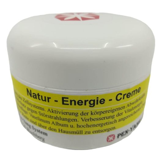 Natur-Energie-Creme zur Förderung des Immunsystems