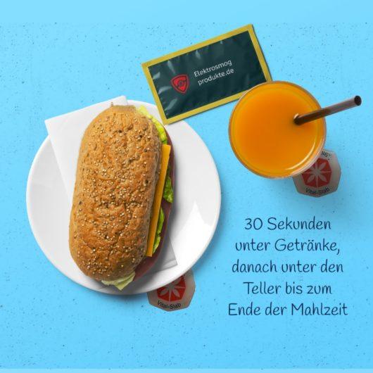 Vitalslab und Sandwich