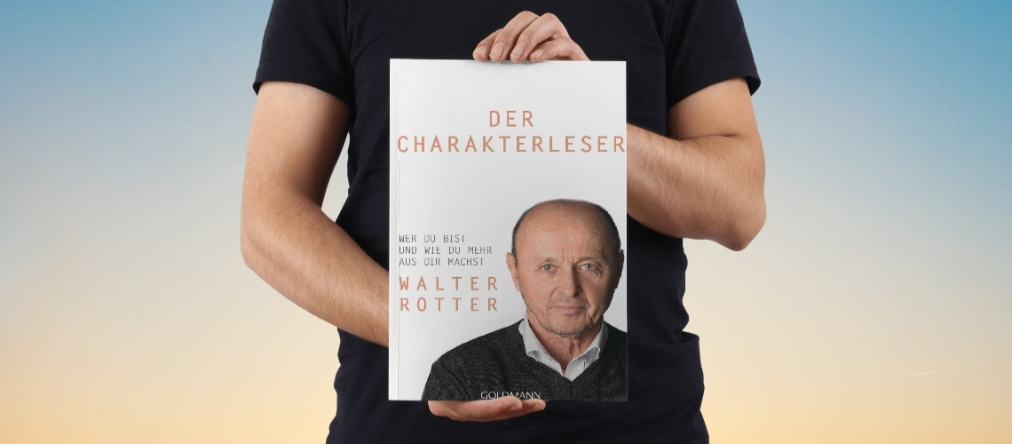 Der Charakterleser - Walter Rotter