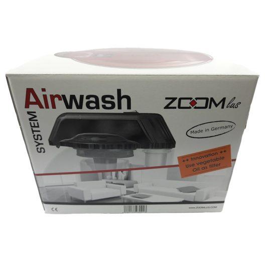 ZOOMlus airwash system