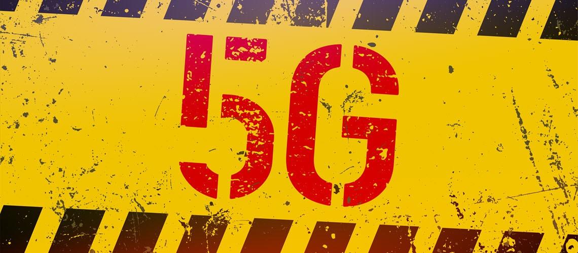 5G tut weh - Warnung vor 5G Frequenzen