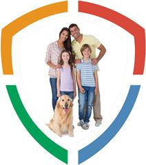 Die ganze Familie geschützt vor Elektrosmog